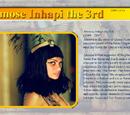Ahmose Inhapi the 3rd