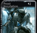 Frost Insulation