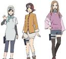 Penggemar Gadis Naruto
