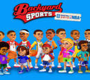 Backyard Sports NBA Basketball 2015