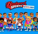 Backyard Sports NBA Basketball 2015