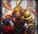 Falas de Sun Wukong
