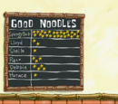 Good Noodle Board