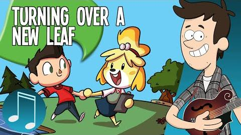 """""""Turning Over a New Leaf"""" - Animal Crossing Song by MandoPony Ft. Emily Jones-0"""