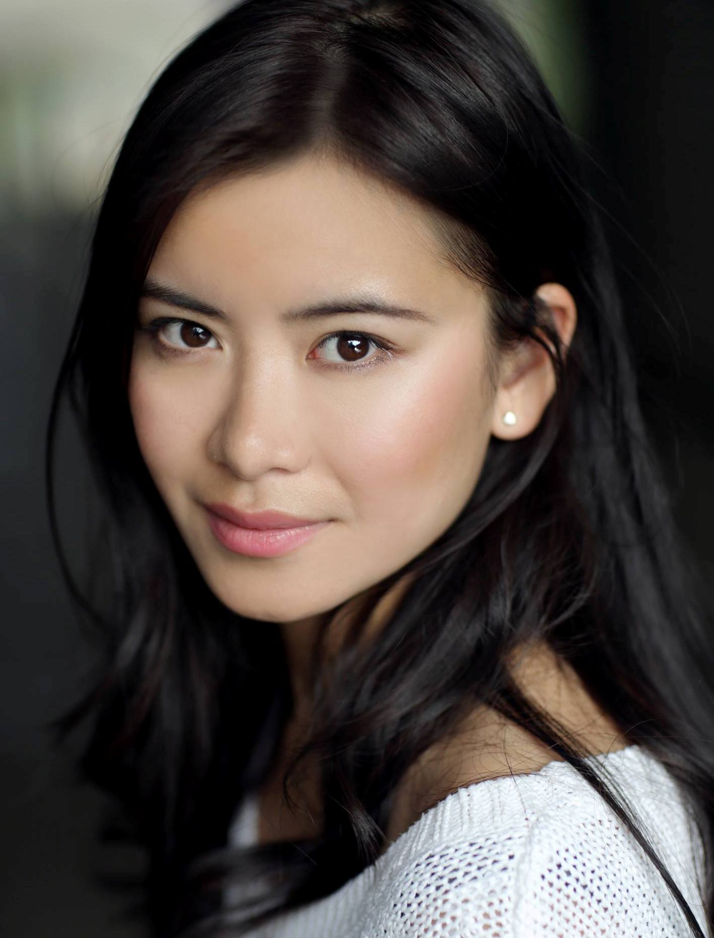 Katie Leung accent