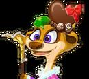 Chocolate Meerkat