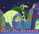 Episodes that Casper told the story