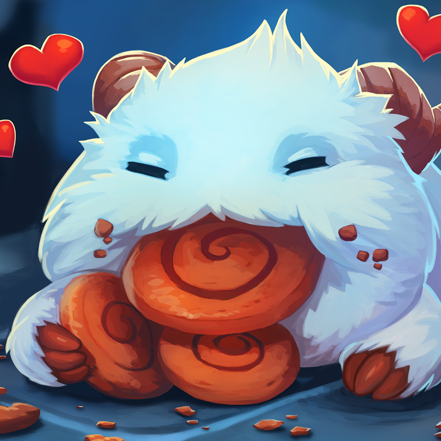 can this be a summoner icon? fat poro♥ : leagueoflegends