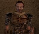 Mitglieder der Kriegergilde in Morrowind