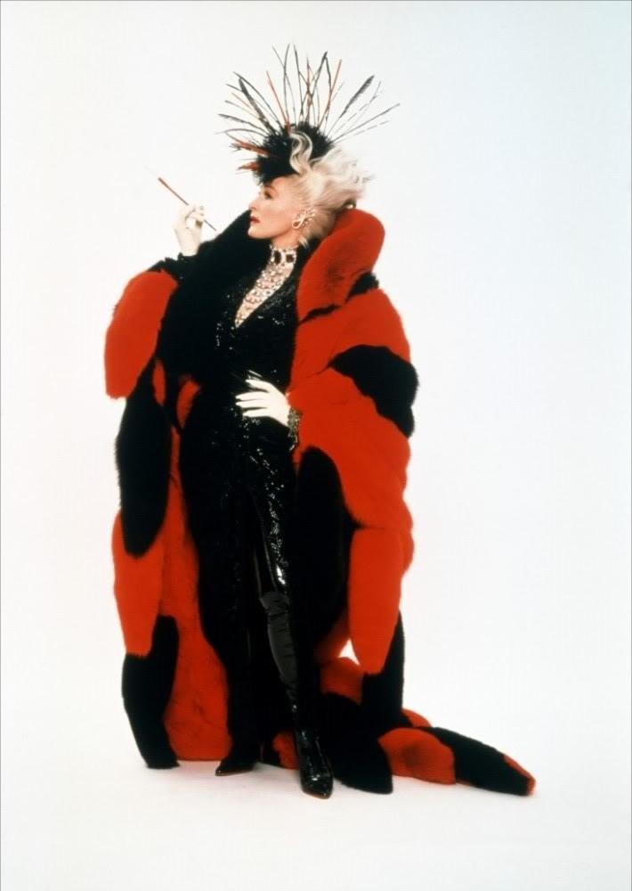 Image - Cruella's red fur coat 1.jpg - Disney Wiki - Wikia