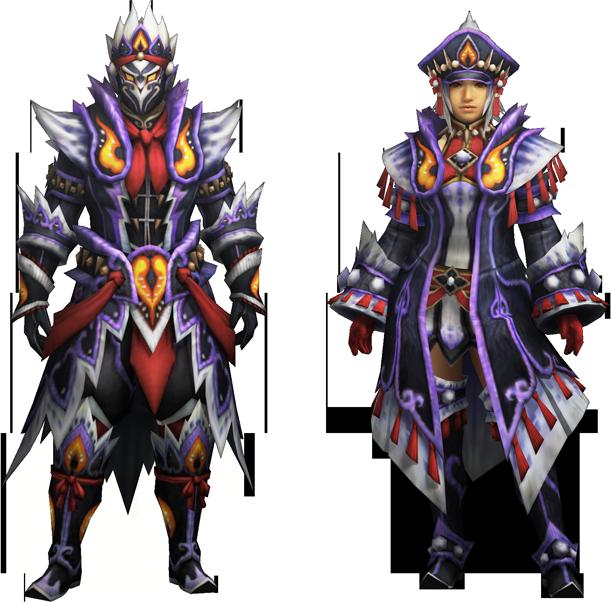 Empress Armor Mh4u Mh4u-kecha z Armor