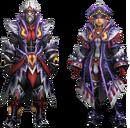 MH4U-Kecha Z Armor (Blademaster) Render 001.png