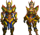Najarala Armor (Blademaster) (MH4)