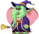 Witch Elephant