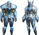 Zamtrios Armor (Blademaster) (MH4U)