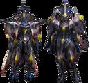 MH4U-Nerscylla Z Armor (Blademaster) Render 001.png