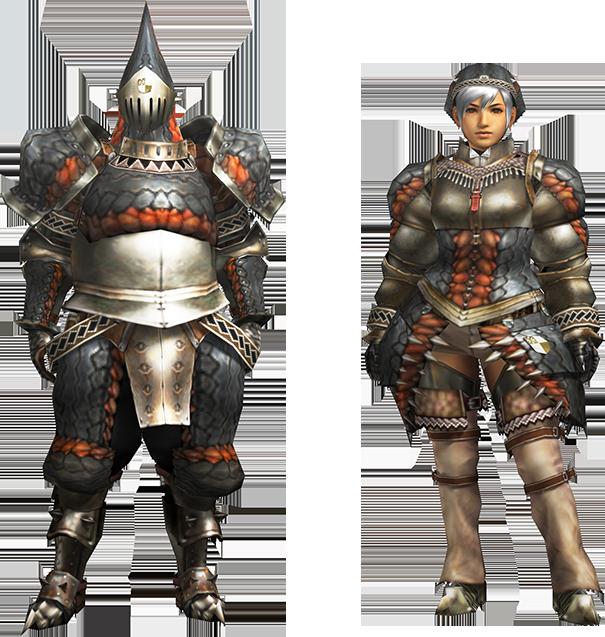 Empress Armor Mh4u Mh4u-gypceros Armor