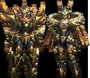 MH4U-Seltas Z Armor (Blademaster) Render 001.png