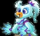 Snowflake Myna