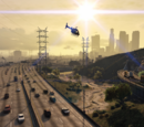 Los Santos Freeway (HD Universe)