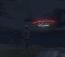 UFOs in GTA V