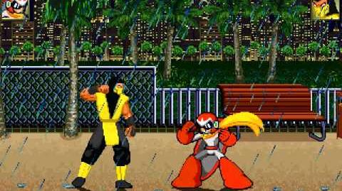 Proto Man/ChAoTiC's version