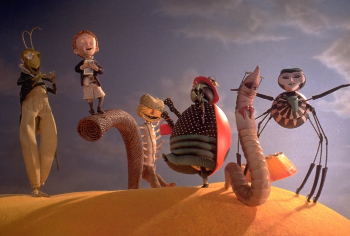 James And The Giant Peach Characters Centipede James-and-the-Giant-Peach-
