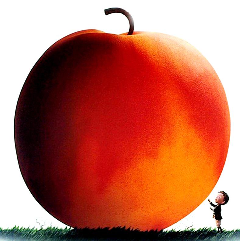 Giant Peach Disneywiki