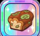 Fluffy Kiwi Bread
