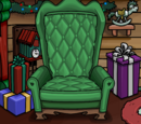 Big Cozy Chair Background
