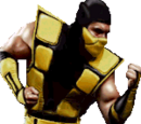 Scorpion (Mortal Kombat)/Mike Obrecht's version