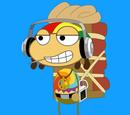 Hippie Hitchhiker