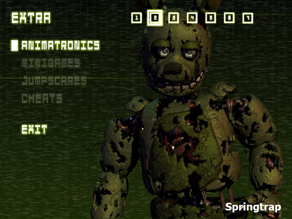 User Blog The Purple Man I Am Springtrap Five Nights At Freddy S Wiki