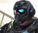 COG Combat Helmet