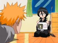 Ichigo meets Rukia2