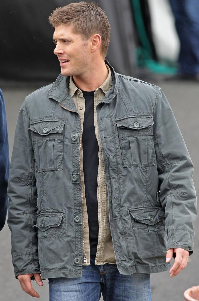 Supernatural Jensen Jensen Ackles Supernatural