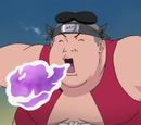 Arte Ninja: Bola de Olor