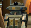 Astromechanický droid série T7