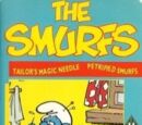 Smurfs: Tailor's Magic Needle (UK VHS release)