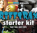 A RiffTrax Starter Kit, Part Two: Next Steps
