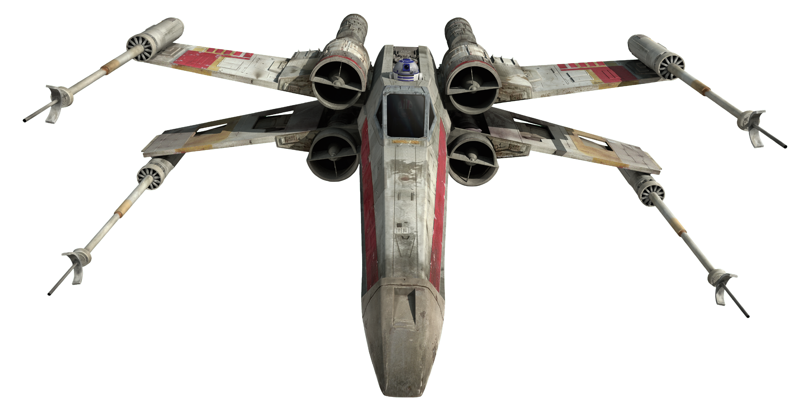 wing starfighterX Wing Png