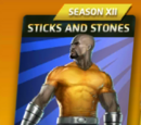 Sticks and Stones (Season XII)