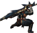 Nargacuga Equipment