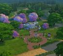 Barrios de Los Sims 4