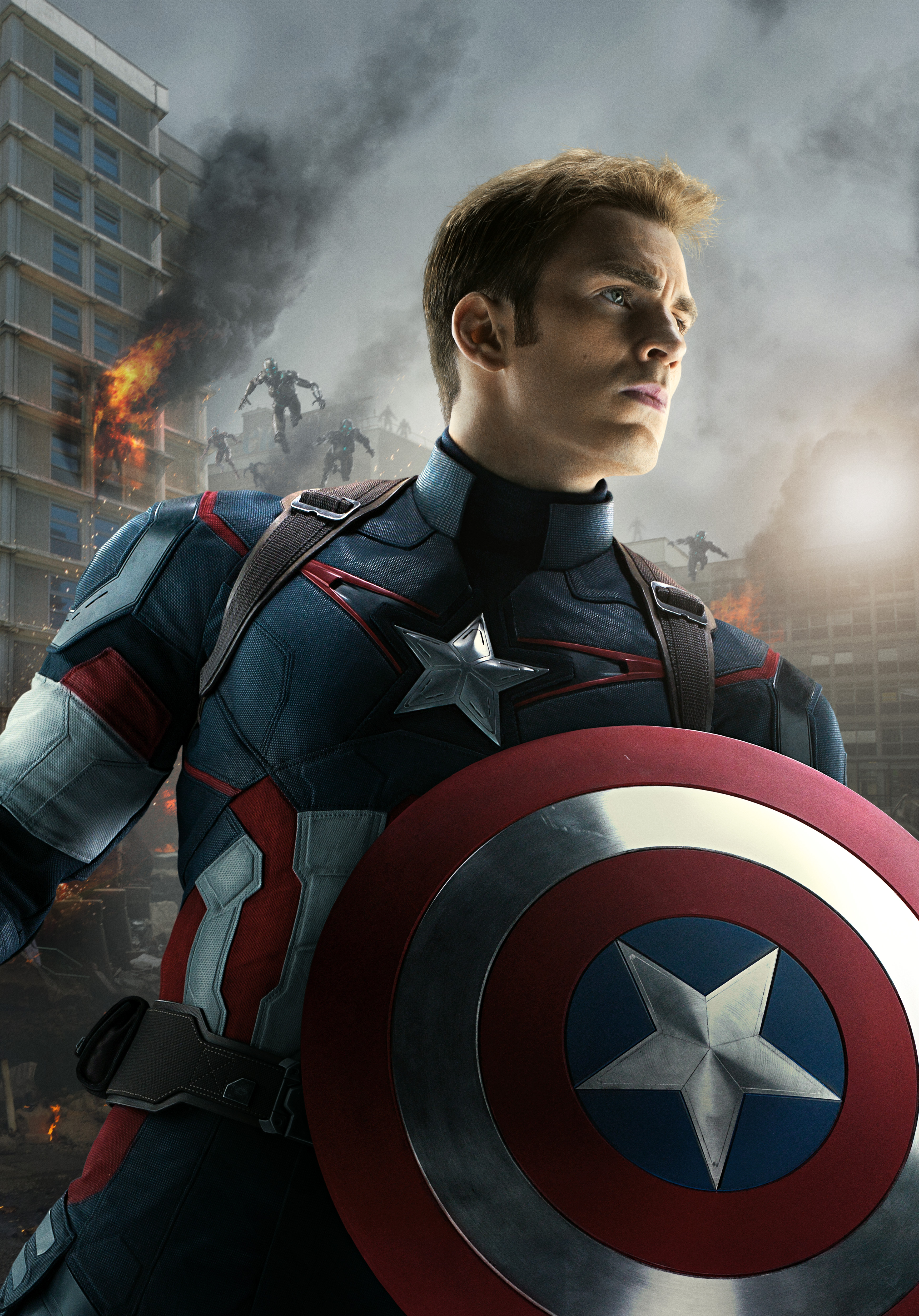 Captain america disney wiki - Captain america fille ...