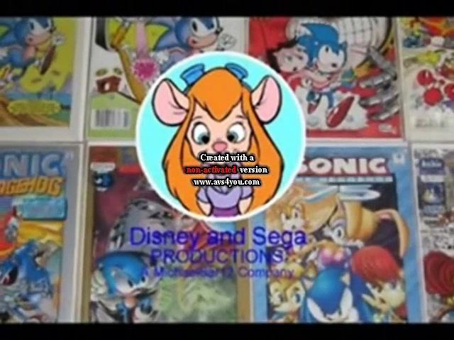 Disney and Sega