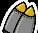 Jet Pack pin