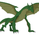 Mandollora Dragons