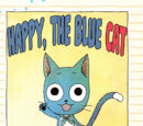 Happy the Blue Cat Images