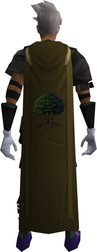 osrs how to get trimmed skill cape